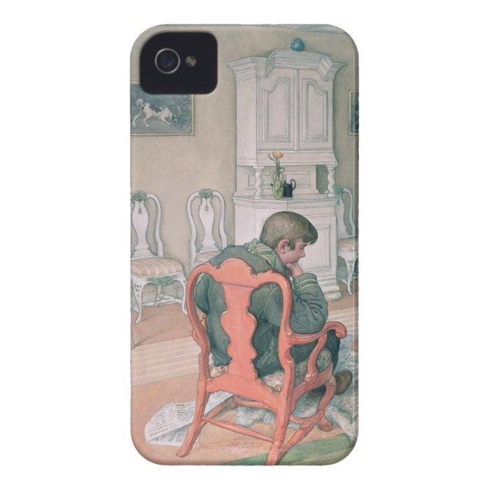 Esbjorn Convalescing iPhone 4 Case-Mate Case