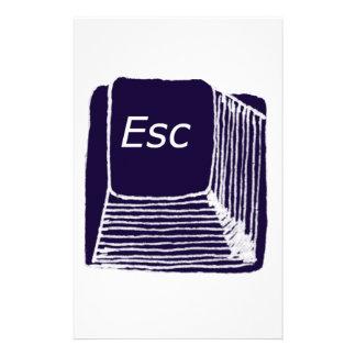 esc レター用品