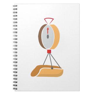 Escala Spiral Notebook