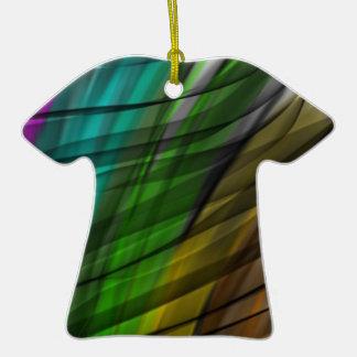 Escala del arco iris ornamento para reyes magos