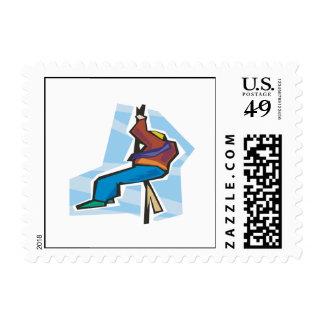 Escalada 11 sello
