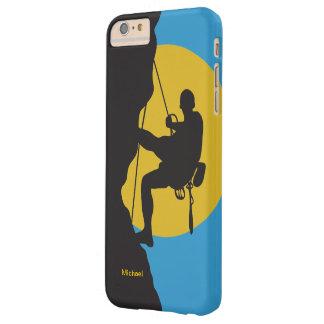 Escalada del deporte funda para iPhone 6 plus barely there