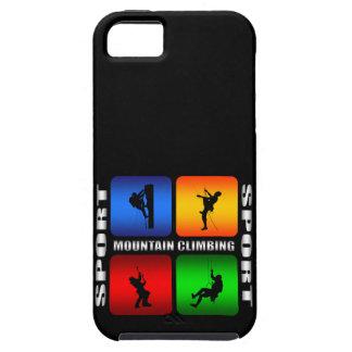 Escalada espectacular iPhone 5 carcasa