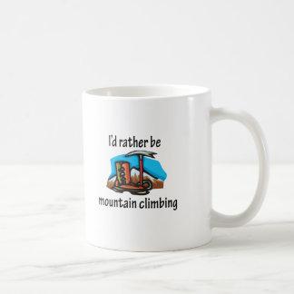 Escalada Tazas De Café