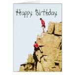 escalador de roca