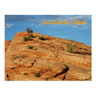 Escalante, Utah Post Card