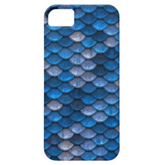 Escalas azules funda para iPhone SE/5/5s