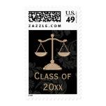 Escalas de la clase del colegio de abogados de la sellos