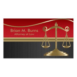 Escalas de la ley el | del personalizable de la tarjetas de visita