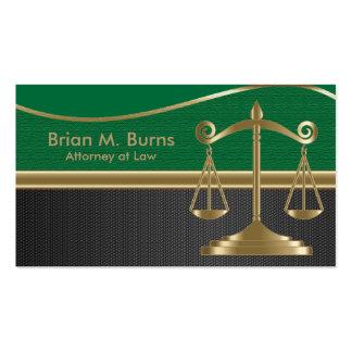 Escalas de la ley el | del personalizable del tarjetas de visita