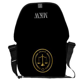 Escalas del bolso del carrito del abogado de la bolsas de mensajeria