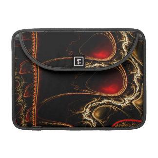 Escalas del dragón fundas para macbooks