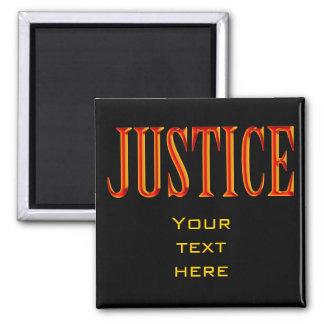 Escalas del estudiante de Derecho de la justicia Imán Cuadrado