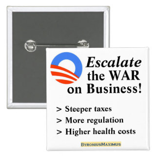 Escalate the War... Pinback Button
