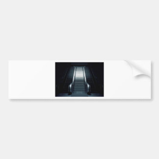escalator-769 bumper sticker