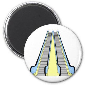 Escalator Magnet