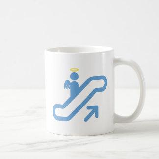 Escalator, no Stairway Coffee Mugs