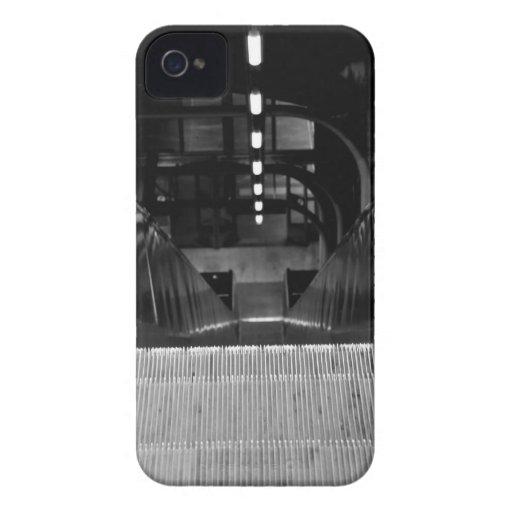 Escalators iPhone 4 case Barely There