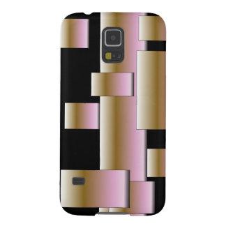 Escalera a la caja de la galaxia S5 de Samsung de Funda Galaxy S5
