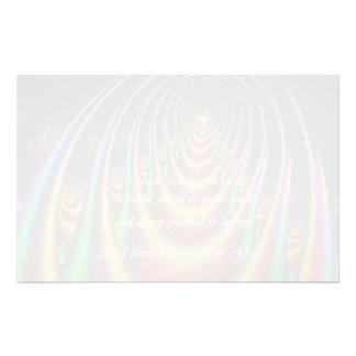 escalera a la escritura de encargo del cielo inmóv papelería