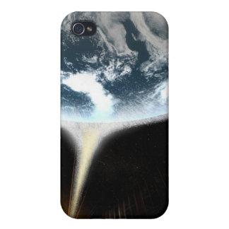 Escalera al caso del iPhone del cielo iPhone 4 Fundas