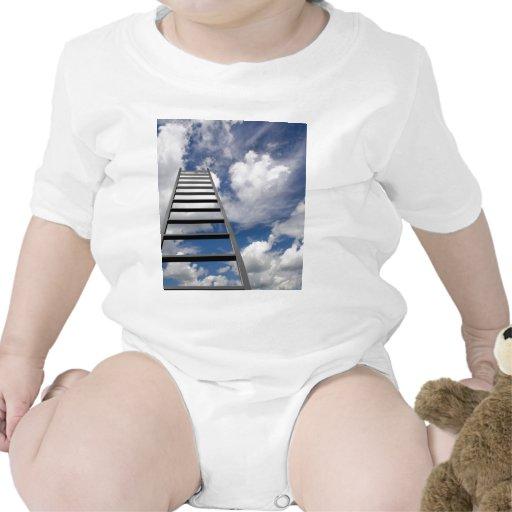 Escalera al éxito trajes de bebé