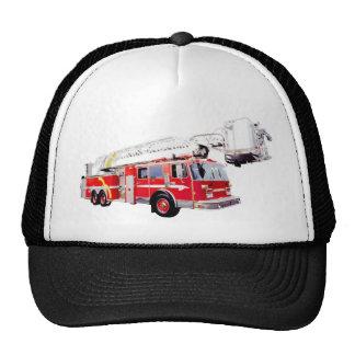 Escalera de fuego gorra