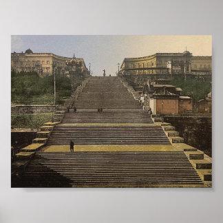 Escalera de Richelieu Odessa Rusia es decir U Impresiones