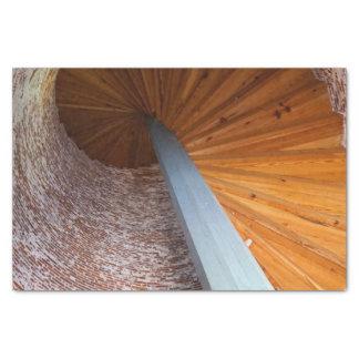 Escalera de Sapelo Papel De Seda Pequeño
