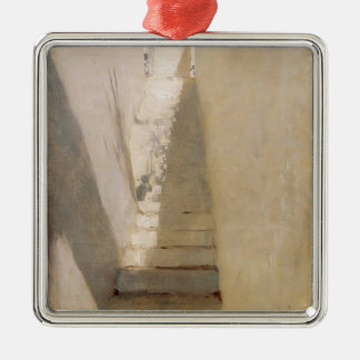 Escalera de Sargent- del cantante de Juan en Capri Adorno Para Reyes