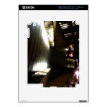 Escalera en la noche pegatina skin para iPad 3