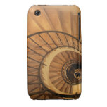 Escalera espiral iPhone 3 cobreturas