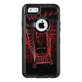 escalera funda otterbox para iPhone 6/6s