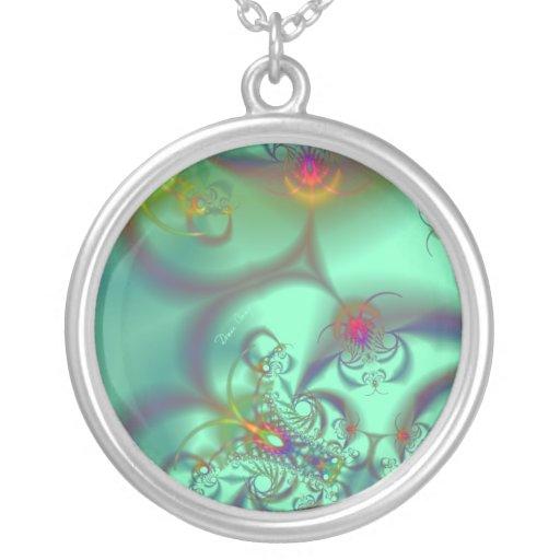 Escalera Jeweled - caleidoscopio esmeralda abstrac Grimpola Personalizada