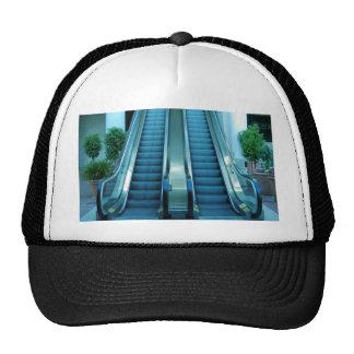 escalera móvil gorras de camionero