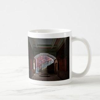 Escaleras de Branca Taza De Café