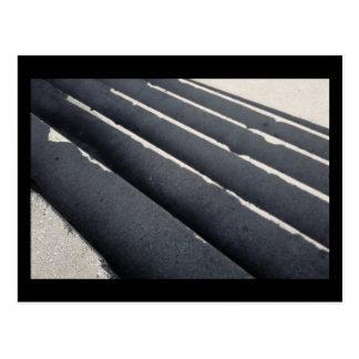 escaleras de la orilla del lago postales
