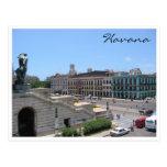 escaleras La Habana del capitolio Tarjetas Postales