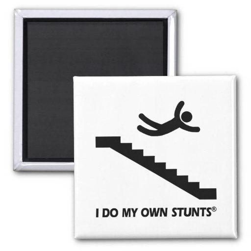 Escaleras mis propios trucos iman