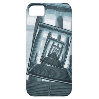 Escaleras y pilares iPhone 5 funda