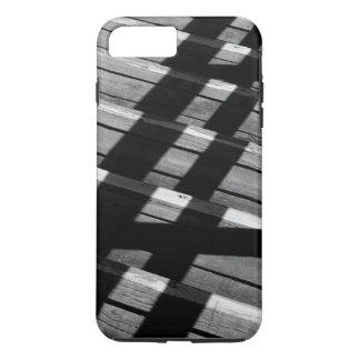 Escaleras y sombras funda iPhone 7 plus