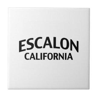 Escalon California Azulejo Cerámica