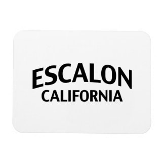 Escalon California Iman Rectangular