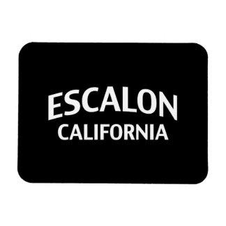 Escalon California Imanes Flexibles