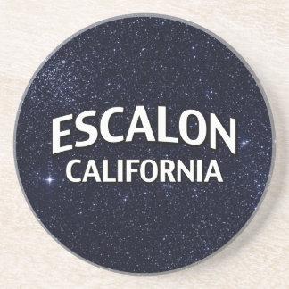 Escalon California Posavasos Manualidades