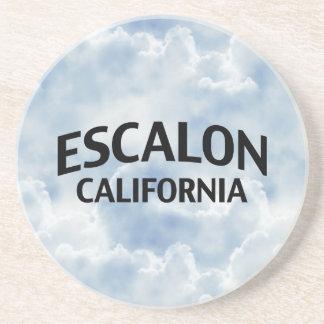 Escalon California Posavasos Personalizados