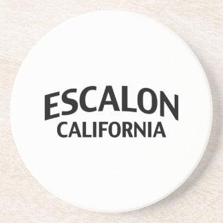 Escalon California Posavaso Para Bebida