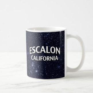 Escalon California Taza
