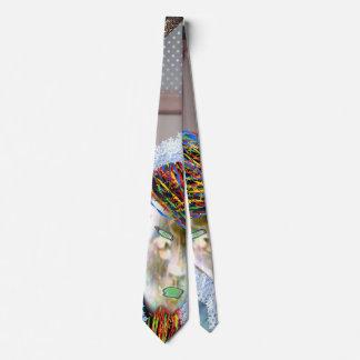 escama de la nieve corbatas personalizadas