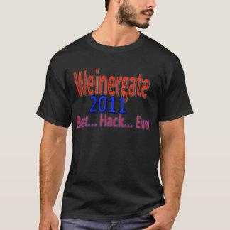 Escándalo de Weinergate - de Anthony Weiner Playera